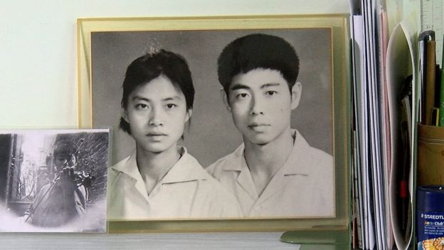 Chan couple
