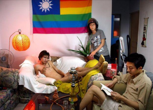 Asian gay sec