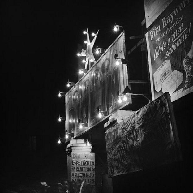 Circo do palhaço Piolin, São Paulo, 1945