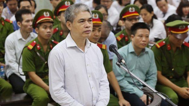 Nguyên tổng giám đốc OceanBank Nguyễn Xuân Sơn bị kết án tử hình