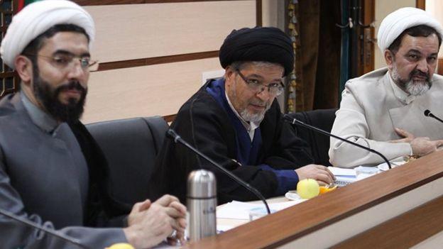 سعید رضا عاملی در جلسه شورای اسلامی شدن دانشگاه ها و مراکز آموزشی