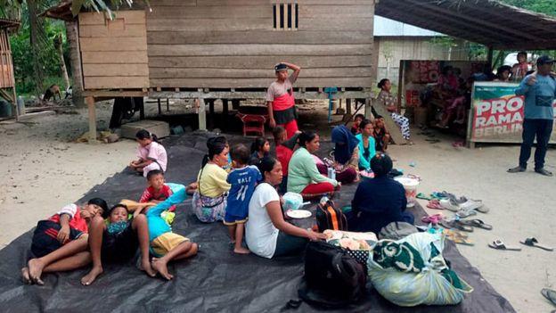 Warga Sulawesi Tengah