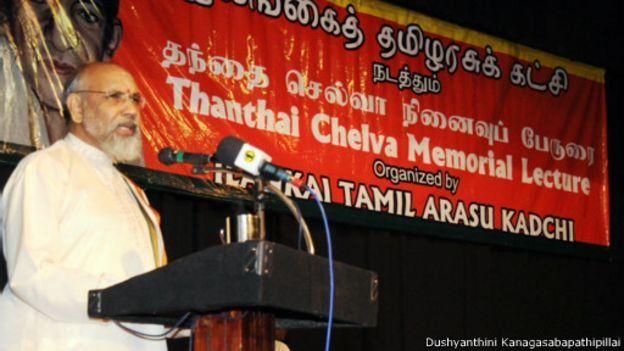 வட மாகாண முதலமைச்சர் விக்கேஷ்வரன்