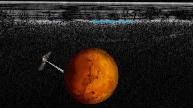 """اكتشاف """"مثير"""" لبحيرة على سطح المريخ _102691521_a7a77c47-1960-41ed-bd37-30dcf4eec0cf"""