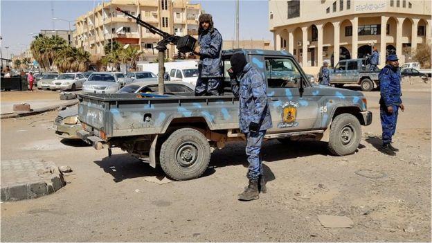 ليبيا: طرابلس تعلن الاستنفار لمواجهة قوات حفتر _106297521_gettyimages-1094804680