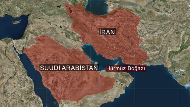 IRAN SUUDI