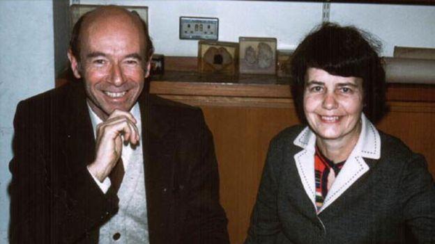 Michel e Françoise Gauquelin