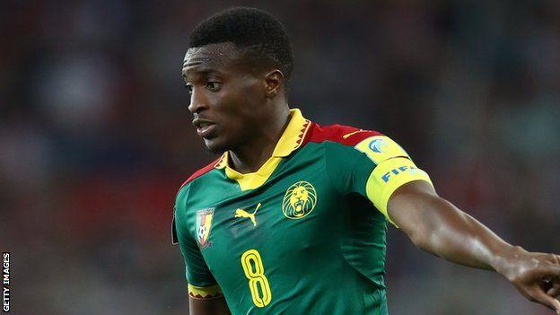 Benjamin Moukandjo revient à Lens