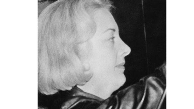 Франсуаза Диор - фотография со свадьбы в Ковентри в 1963 году