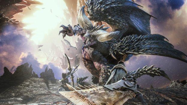 Monster Hunter World sales yanked by China - BBC News