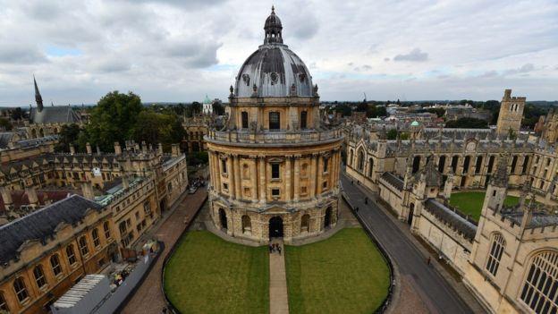 Oxford Universiteti