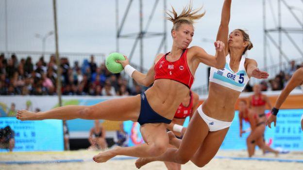 Grecia venció a Noruega en la final femenina.