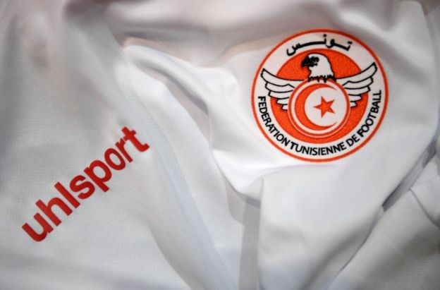Camiseta de Túnez