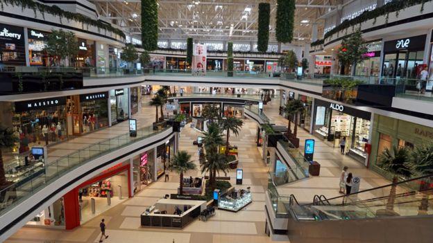 Centro comercial Paseo la Galería