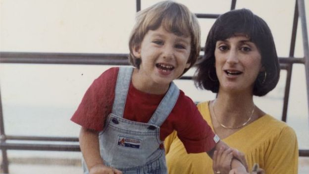 ماثيو وأمه