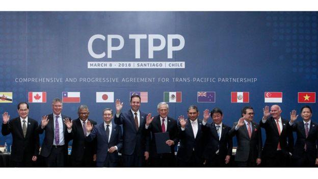 TPP trở thành CPTPP khi vắng Hoa Kỳ