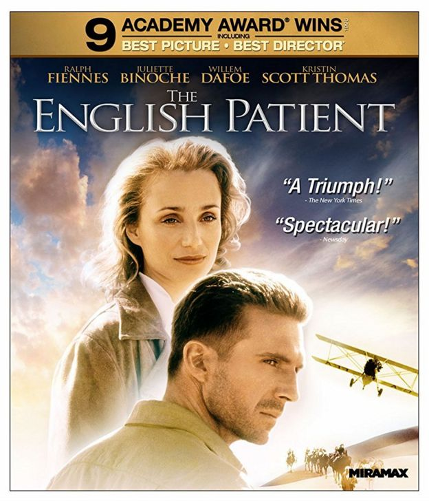 Afiche del paciente inglés
