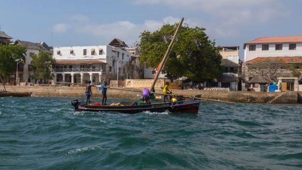 Itoobiya ayaa dhul ka heshay magaalada Lamu ee dalka Kenya