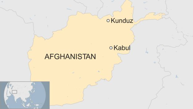 Afghan Taliban kidnap dozens of bus passengers near Kunduz - BBC News