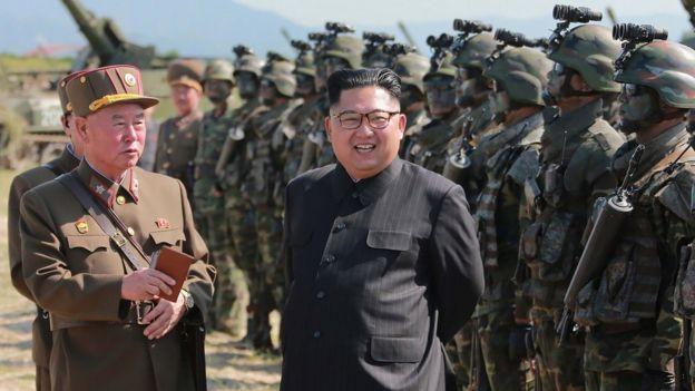 Kim Jong-un.