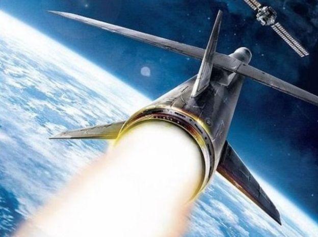 反卫星成为现代战争能力的一部分