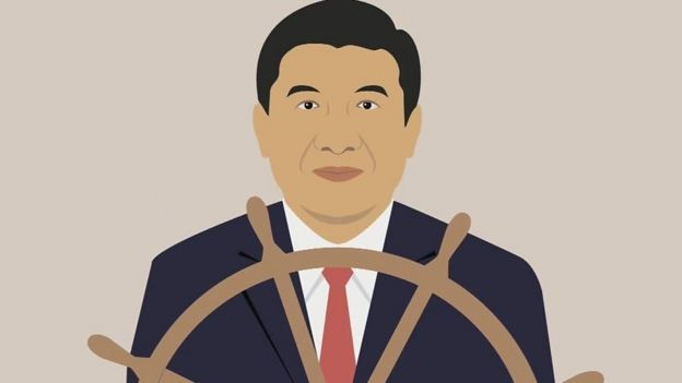 Xi Jinping animation
