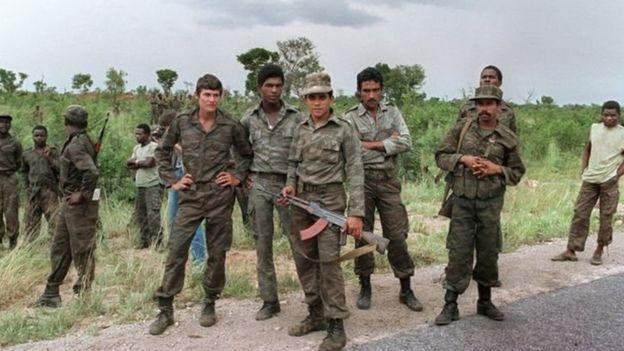 अंगोला के गृह युद्ध