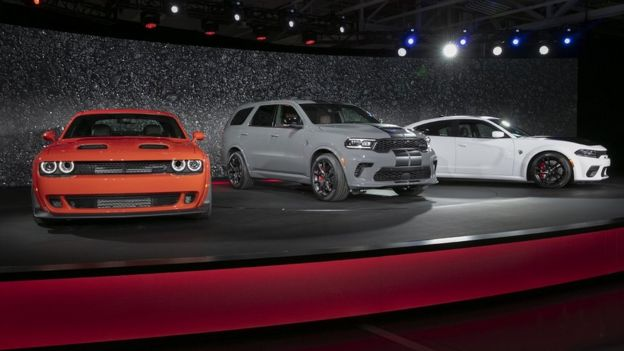 دوج هفته گذشته محصولاتش برای سال ۲۰۲۱ را نمایش داد