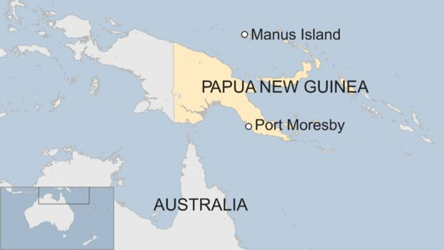 US to join Australia in Papua New Guinea naval base plan - BBC News