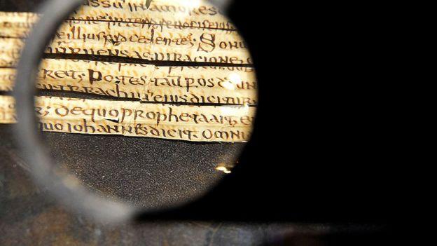 libros del siglo VIII