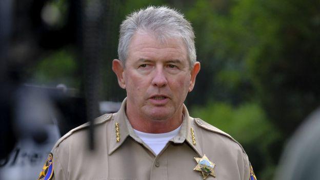 Geoff Dean, alguacil del condado de Ventura