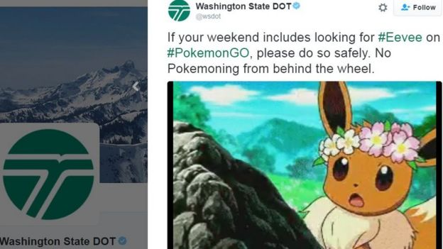 Pokemon Go is a monster mobile hit - BBC News