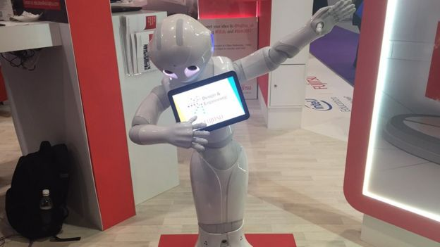 Robots And Drones Take Over Classrooms Bbc News