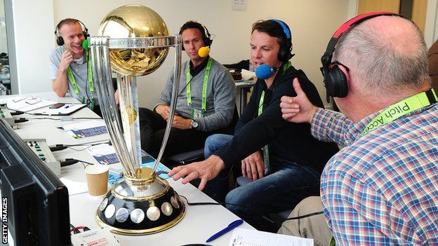 Simon Mann, Michael Vaughan, Graeme Swann, Vic Marks, World Cup 2019 fixtures