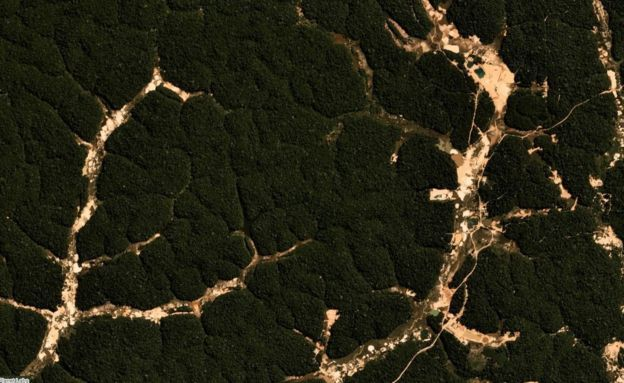 oro minas brasil