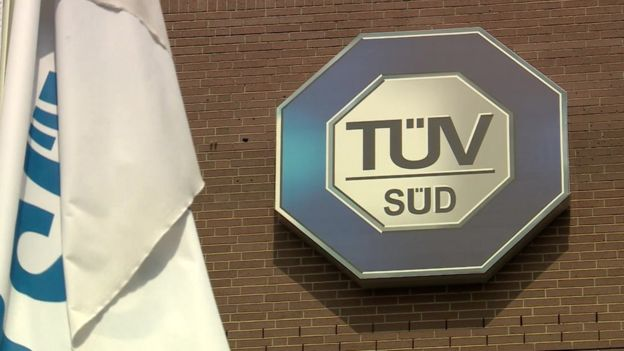 Tüv Süd headquarters in Munich