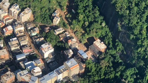 Como a milícia ameaça as matas do Rio de Janeiro