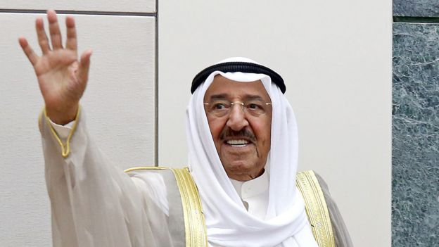 The Emir of Kuwait