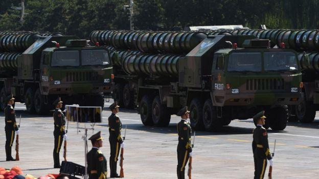 紅旗9防空導彈