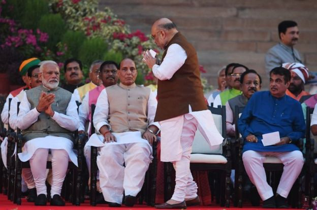 Five takeaways from India PM Narendra Modi's new cabinet