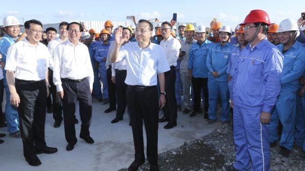 習近平在東北三省考察的同時,李克強也到訪浙江省。
