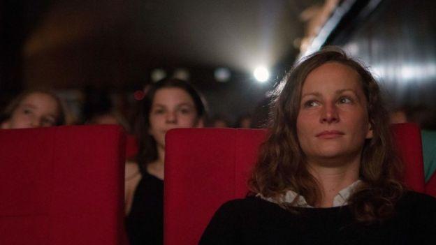 Кинотеатр в Вене