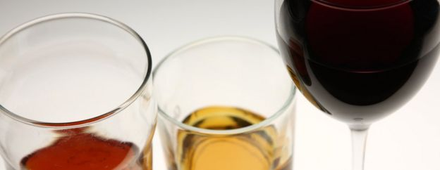 Alcohol limits cut to reduce health risks bbc news alcoholic drinks ccuart Images
