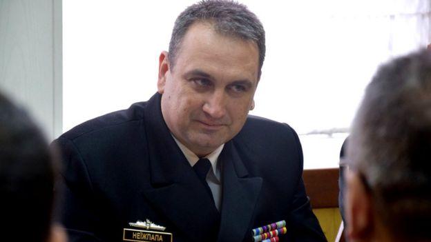 контр-адмірал Неїжпапа