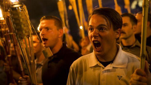 ABD'de 'alt-right' diye bilinen ırkçı Alternatif Sağ eylemleri