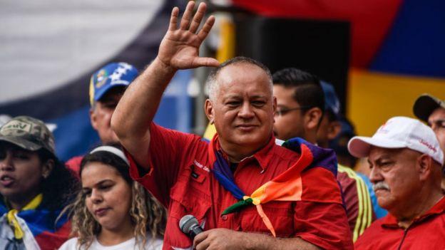 Diosdado Cabello.