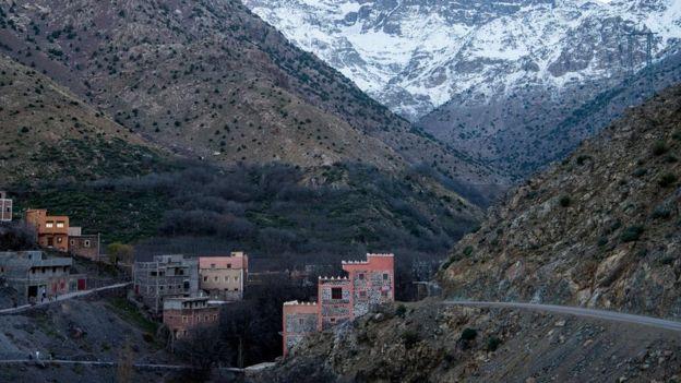 Scandinavian hikers murder trial begins in Morocco - BBC News