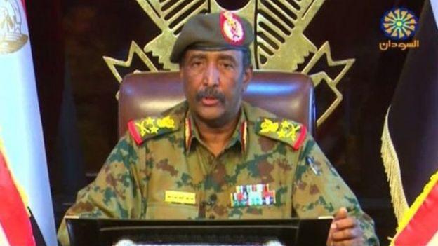 Liyetona Jenerali Fattah Abdelrahman Burhan