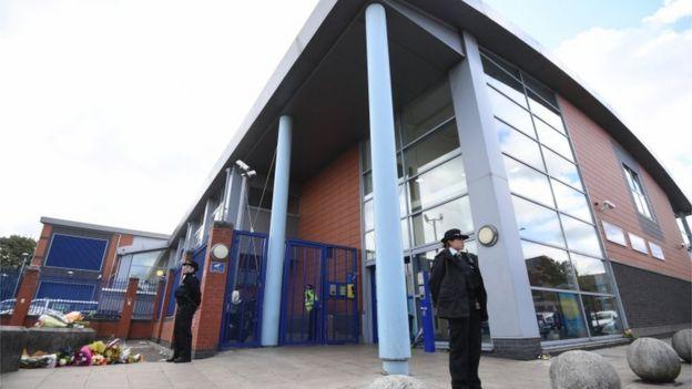 Croydon Custody Centre
