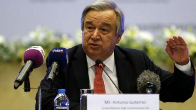 انطونيو غوتيريش